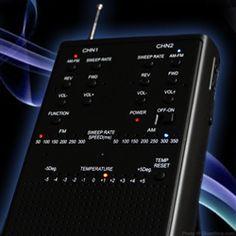 Spirit Box PSB11 Radio Sweep  $150
