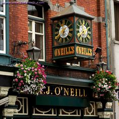 Pubs Ireland | Stock Photo titled: Dublin Ireland - Pubs, unlicensed use prohibited