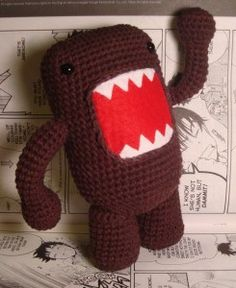 Monster | Free Amigurumi Patterns | Page 8