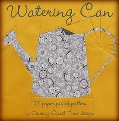 Looking for your next project? You're going to love Watering Can 10