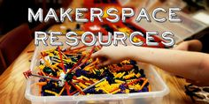 I've compiled some of my best Makerspace resources onto this page. I've been researching this topic extensively, and I will continue to add resources as I discover them. What is the Maker Movement...