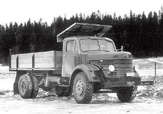 Vanaja Vintage Trucks, Old Trucks, Dump Trucks, Cars And Motorcycles, Antique Cars, Vehicles, Finland, Sweden, Trucks