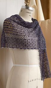 Ravelry: Irene Shawl pattern by Kimberly Wassenberg Hull