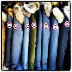 Canada Goose' down coat Canada Goose' 2015 mixed material blue man good quality