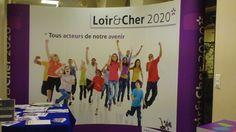 Novembre 2012 : #Orange partenaire des jeudis du futur #LoiretCher2020 en présence de Delphine Ernotte-Cunci, Directrice Exécutive Orange France