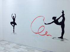 Duvar resmi dans bale