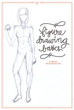 Figure drawing basics tutorial.