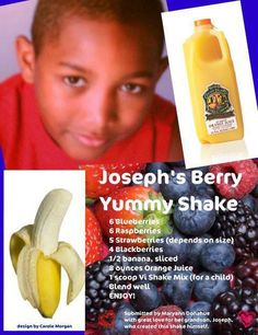 Yummy Berry Body By Vi Shake