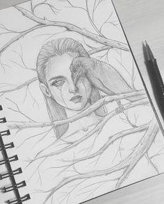 ♥✏ #sketch #sketches ✏♥
