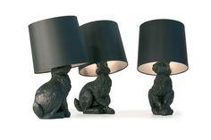 Front's Rabbit Lamp