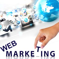 Types of Web or Internet Marketing and Features