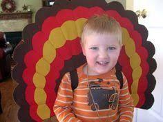 Resultado de imagen para turkey costume for preschoolers