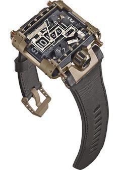Devon Steampunk limited edition watch.                                                                                                                                                     Plus