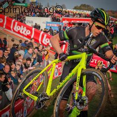 Superprestige Ruddervoorde Sven Nys in action @bettiniphoto