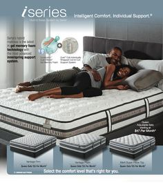 shop the iseries hybrid sleep system by serta at denver mattress sale pricing and finance
