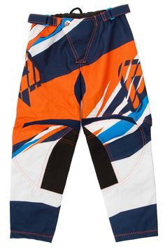Acerbis Kids Cross Hose Impact Orange/Blue 2015