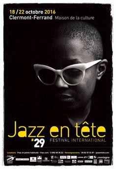affiche 29ème festival international Jazz en Tête