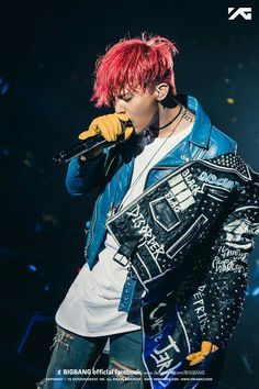 Big Bang | Kwon Ji Yong (G-Dragon) | 2015 Big Bang World Tour 'MADE' Hong Kong | June 12-14 @ Asia World Expo Arena