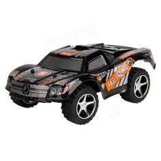 Wltoys L939 2.4GHz 5 CH High-speed Remote Control RC Car - US$25.28