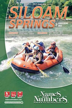 SILOAM SPRINGS (Arkansas) 2017 Phone Book | Visit siloamsprings.namesandnumbers.com to search for local business and residential information in Siloam Springs (AR) and the surrounding area.