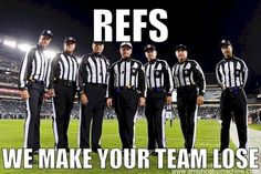 The Importance Of Having Unbiased Officials In Sports