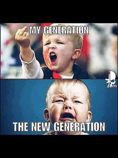 -WTH HAPPENED TO BECOME GENERATION BUTTHURT? -
