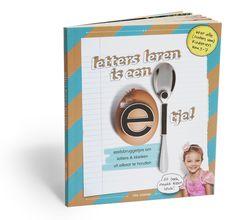 Letters leren is een eitje! Leuk boek ter ondersteuning van de letters voor thuis en school!