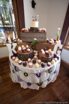 Gabe & Kristin Wedding Cakes Photos on WeddingWire