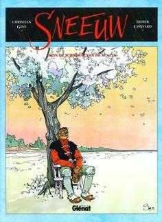 Sneeuw 10 In de schaduw van de acacia - stripinfo.be