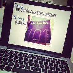 Dernier slide de la première partie de formation #linkedIn à l'ICHEC #101LKN (à ICHEC Brussels Management School)