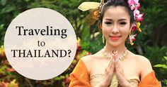 """""""What should I bring to Thailand?!"""" Don't travel to Thailand without reading this complete Thailand packing list of all the things to bring & NOT to bring."""