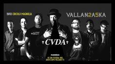 19 marzo 2016: i Vallanzaska festeggiano i loro 25 anni al Magnolia