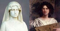 7 γυναίκες φιλόσοφοι από την Αρχαία Ελλάδα που οφείλετε να τις γνωρίζετε. - Τι λες τώρα; Interesting Information, Interesting Stuff, Greek History, Ancient Beauty, Human Behavior, Ancient Greece, Past, Sculpture, Portrait