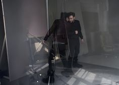 Max Riemelt & Hanno Koffler, photo shoot, Interview Magazine 6/13