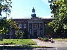 McCracken County Courthouse Paducah, Kentucky