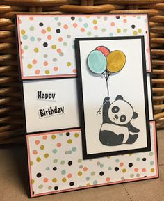 JAN ICS Blog Hop- Party Pandas