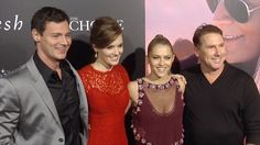 """The Choice"" Premiere Teresa Palmer, Alexandra Daddario, Benjamin Walker..."