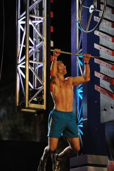 """Learn some fitness tips from the Kentuckian who is on """"American Ninja Warrior."""""""