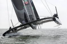 TAG Heuer and Oracle TEAM USA
