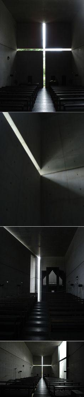 Tadao Ando, Church of the Light, Ibaraki Osaka