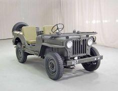 1946 Willys Jeep (secondchancegarage, 31/03/18)