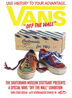 vans off the wall history