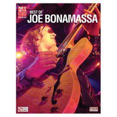 Best of Joe Bonamassa Guitar Vocal Guitar Notes, Guitar Tabs, Flamenco Guitar Lessons, Music Chords, Joe Bonamassa, Rock Songs, My Music, New Books, Sheet Music