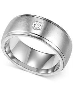 triton mens diamond wedding band in cobalt 110 ct tw