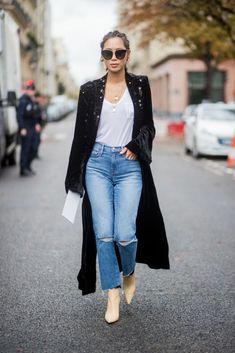 Die 205 besten Bilder zu Jeans kombinieren Outfits mit