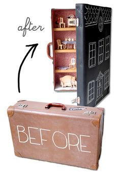 Six Stunning Suitcase Upcycles | Reloved