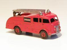 DINKY TOYS 1950s Fire Engine # 555 | eBay