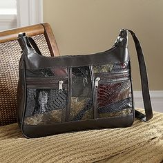 Metallic Patch Handbag in Holiday 2012 from Ginnys on shop.CatalogSpree.com, my personal digital mall.