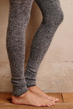 Nubby Footless Tights | Pinned by topista.com
