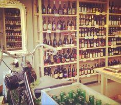 Beer Store en Chamberí. Descubre más secretos registrándote en www.topsecretmadrid.es #secrethunters